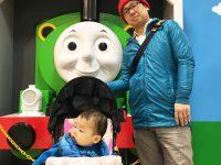 トーマスとパパと息子